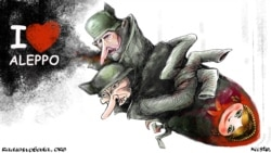 Сегодня в Америке: сирийский вызов Путина