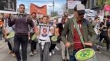 Serbians Demonstrate For Better Environment GRAB 2