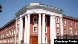 Бинои шаҳдории Душанбе.