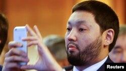 Кеңес Рақышев, қазақстандық бизнесмен.