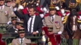 Trump And Macron Celebrate Bastille Day In Paris