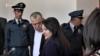 Մանվել Գրիգորյանն ու Նազիկ Ամիրյանը դատարանում, արխիվ: