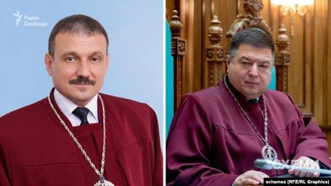 Під час пленарного засідання Конституційного суду суддя Литвинов вкотре зауважив, що Тупицького та Касмініна не пустили до будівлі КСУ