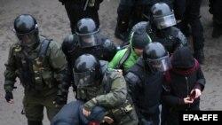 15-уми ноябр, Минск