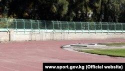 Спортивная арена им. Долона Омурзакова.