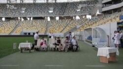 Як заробляють українські стадіони через 6 років після «Євро-2012» (відео)