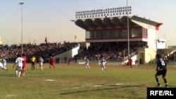 مباراة في الدوري العراقي الممتاز بكرة القدم بين فريقي الزوراء والموصل
