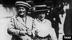 Clara Zetkin i Rosa Luxemburg