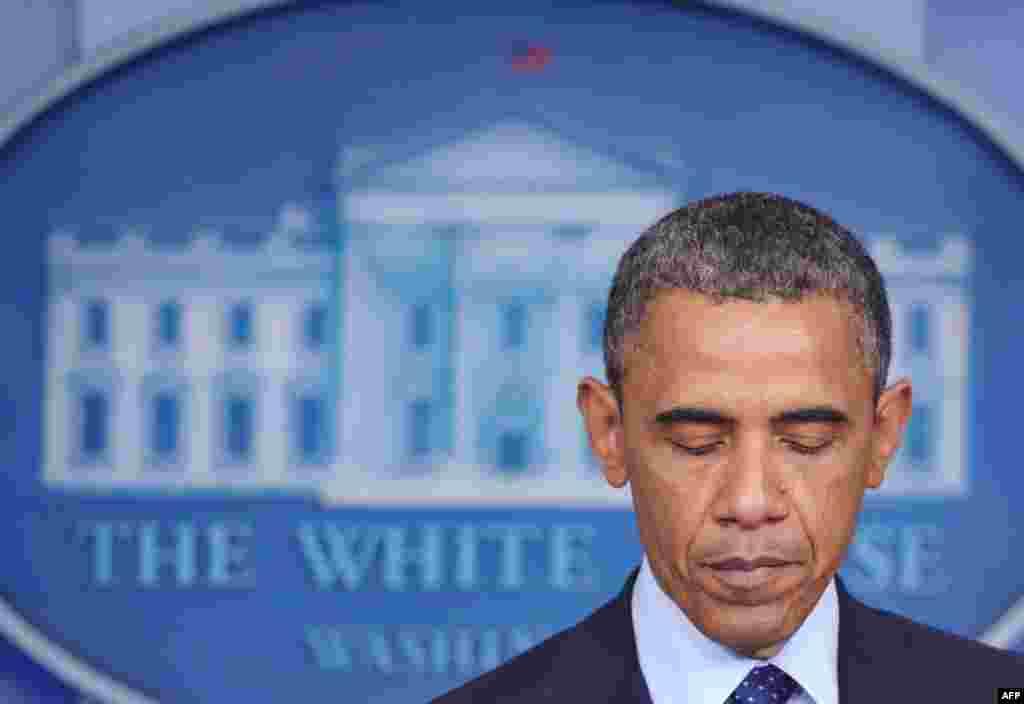 Президент США Барак Обама заявляє, що винні будуть знайдені і покарані