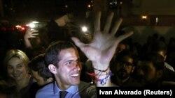 د ونزوئلا حکومت مخالف خوان ګوایدو