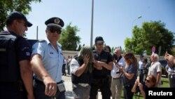Один из восьми турецких военнослужащих, перелетевших в Грецию на вертолете после неудачной попытки военного переворота