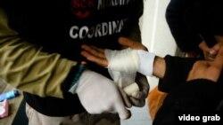Migrantima se ukazuje pomoć nakon pokušaja prolaska iz BiH ka Hrvatskoj