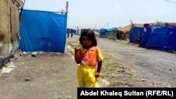 دهوك: مخيم للنازحين العرب الى المحافظة