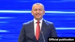 Бабыржан Тольбаев.