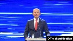 Бабыржан Төлбаев.