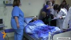 Երեկ Գյումրիում բուժօգնության է ստացել 28 մարդ