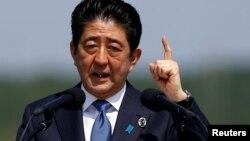 """Šinzo Abe: """"Severnokorejske nuklearne probe ne mogu da se tolerišu"""""""