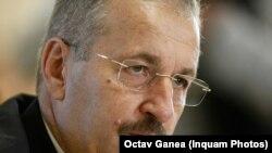 Vasile Dîncu, profesor de sociologie, șeful IRES