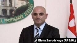 Алхас Гагулия сообщил, что в первую очередь намерен изменить сайт президента и сделать его информативным и востребованным
