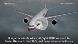 New Russian MH17 Claims Met With Skepticism