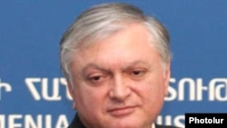 Armenia's Eduard Nalbandian said Turkey wants to scuttle the talks.