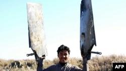 لاشه هواپیمای اردن در دستان اعضای گروه حکومت اسلامی