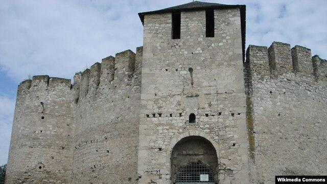 Cetatea de la Soroca