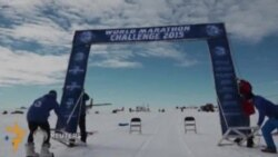 Биринчи марта ўтказилган дунë марафони Сиднейда якунланди