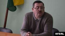 Начальник самооборони Леонід Привалов
