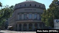 HND traži da se dekriminalizira i klevetu i uvredu 8Na fotografiji sjedište HND-a u Zagrebu)