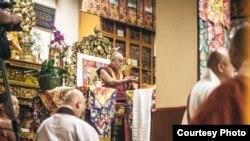 Драгоценная гирлянда Далай-ламы
