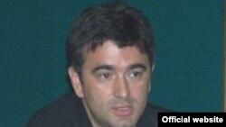Lider Pokreta za promjene Nebojša Medojević