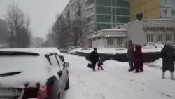 Подвоз избирателей из Булочно-кондитерского комбината на участок