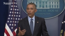 In Final Press Conference, Obama Pressures Russia Over Actions In Ukraine