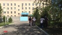 Призыв освободить активиста Турымбетова