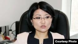 Толганай Умбеталиева, генеральный директор Центральноазиатского фонда развития демократии.