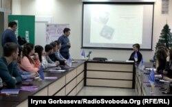 Презентация молодежных проектов на конкурс