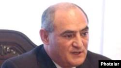 ՀՀ նախկին ոստիկանապետ Հայկ Հարությունյան