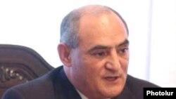Айк Арутюнян.