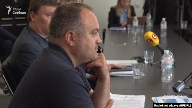 Тарахкотелик під час засідання тендерного комітету АРМА дорікнув, що новий управитель не отримає «Межигір'я» як комплексний об'єкт