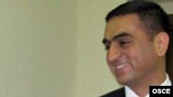 Turkmen Deputy Foreign Minister Vepa Khajiev