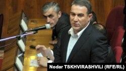 Нугзар Циклаури, депутат грузинского парламента.