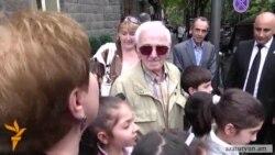 Շառլ Ազնավուրը Երևանում է