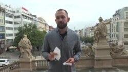 Виставка креативних захисних масок відкрилася у Празі