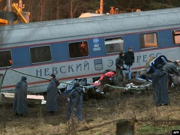 В 8-м вагоне взрыва слышно не было