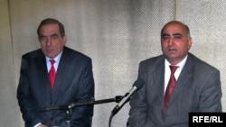 Qabil Hüseynli və Musa Qasımlı
