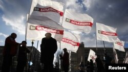 Proteste e opozites ukrainase