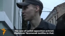 Belarusian Activist Freed From Prison