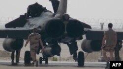 جت جنگنده رافال فرانسه، عازم حمله هوایی به داعش