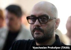 Russian theater director Kirill Serebrennikov (file photo)